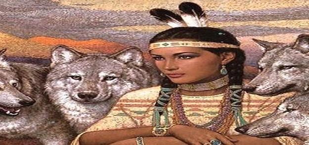 NativeAmericanWoman - a