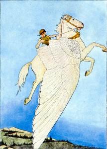 PegasusFlying