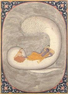 Vishnu1000Snakes