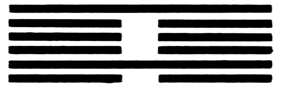 Hexagram Four | I Ching | dreamhawk com